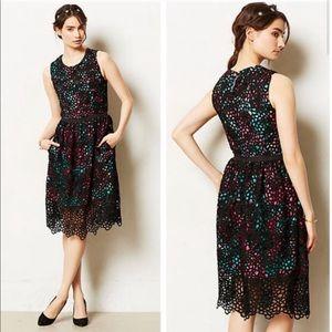 Anthropologie Wolven Sheath Dress Size 2
